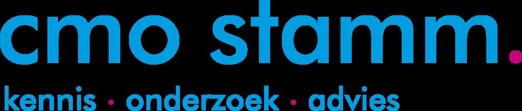 Logo CMO STAMM (links uitgelijnd)