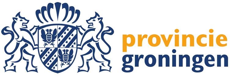 Logo provincie Groningen