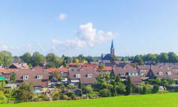 Feitenblad Woningvoorraad provincie Groningen 2016