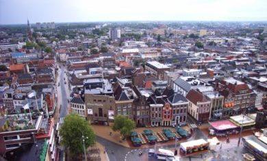 Feitenblad Huishoudens in Groningen worden steeds kleiner 2016