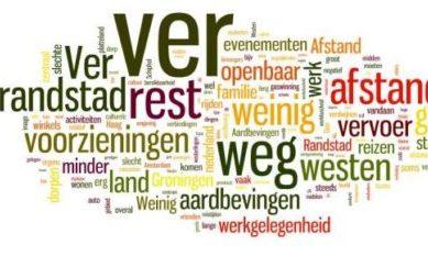 Paneluitvraag Trots op Groningen – Wonen en recreeren in de provincie 2015