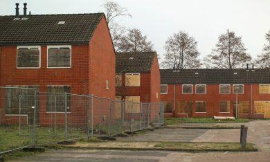 Feitenblad Leegstand provincie Groningen 2016
