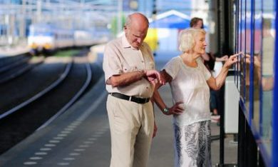 Mobiliteit van ouderen door middel van ICT-ondersteuning // OV-bureau Groningen Drenthe