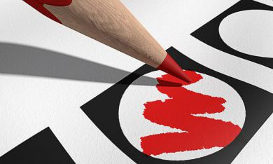 Genoegen nemen met minder – Een bewuste politieke keuze of een gebrek aan informatie?